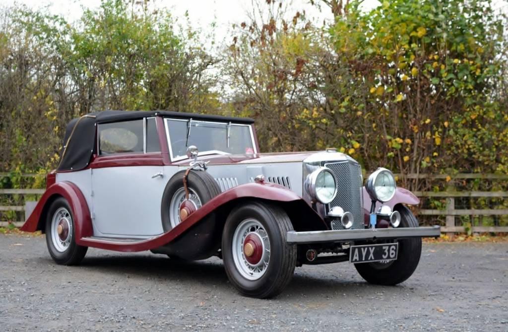 Railton Terraplane (1933-1935)