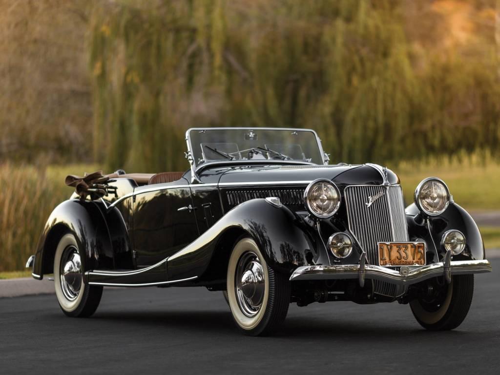 Jensen-Ford V8 (1936-40)