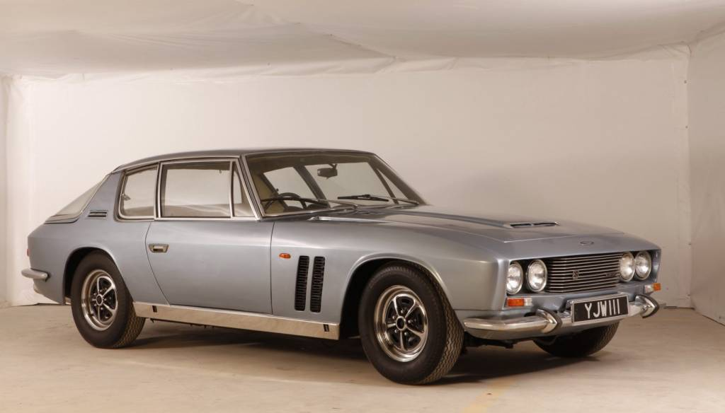 Jensen FF (1966-71)