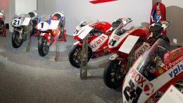 Exposição temporária no Museu Ducati comemora títulos de Troy Bayliss